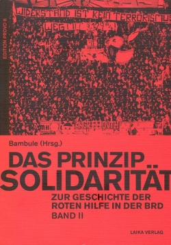 Das Prinzip Solidarität  (Band 2)