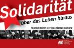 """Broschüre """"Solidarität über das Leben hinaus"""""""
