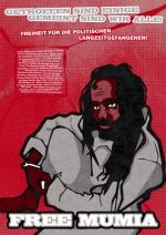 "Plakat ""Free Mumia!"""