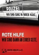 "Plakat ""Polizei"""