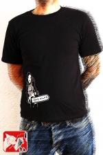 """T-Shirt """"Kettensäge"""""""