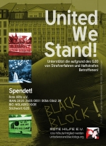 """United we Stand!"" Flyer"