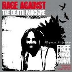 "CD ""Rage Against The Death Machine"""