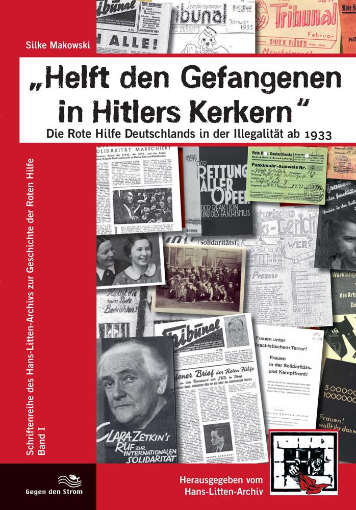 """Broschüre: """"Helft den Gefangenen in Hitlers Kerkern!"""""""