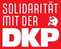 Solidarität mit der DKP