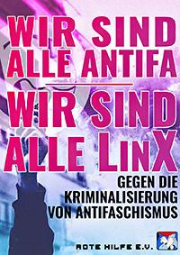 Wir sind alle Antifa - Wir sind alle LinX